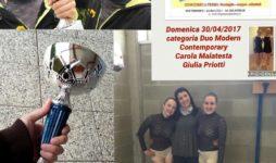 GARA MSP GIAVENO DUO CAROLA E GIULIA 30042017